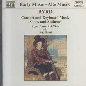 Rose Consort Of Viols - Music For Viols, Voices & Keayboard (CD)