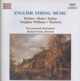 English String Music - Various Artists (CD)