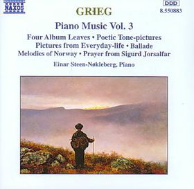 Einar Steen-Nokleberg - Piano Music Vol. 3 (CD)