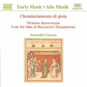 Chominciamento Di Gioia - Chominciamento Di Gioia (CD)
