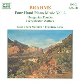 Matthies / Kohn - Piano Music For 4 Hands Vol. 2 (CD)