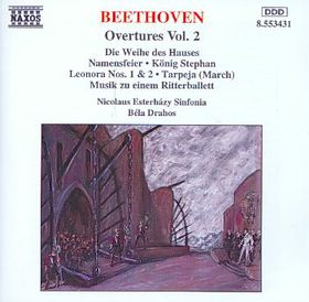 Beethoven - Overtures Vol.2 & Ritterballett (CD)