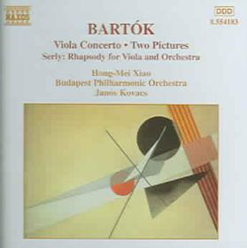 Xiao / Budapest Philharmonic Orchestra - Viola Concerto & 2 Pictures (CD)