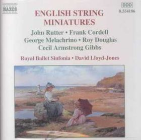 English Composers - English String Miniatures (CD)