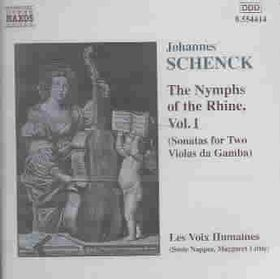 Les Voix Humaines - The Nymphs Of The Rhine Vol. 1 (CD)