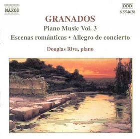 Douglas Riva - Piano Music Vol.3 (CD)