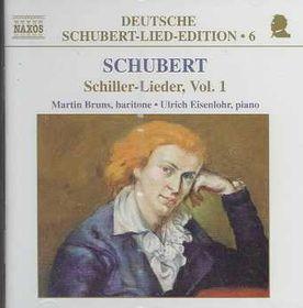 Schiller - Lieder Vol.1 - Various Artists (CD)