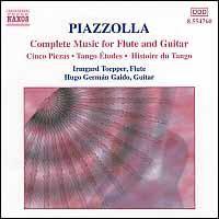 Toepper / Gaido - Music For Flute & Guitar - Complete (CD)