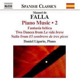 Falla - Piano Music Vol. 2 (CD)