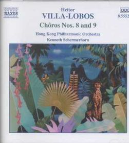 Choros Nos.8 & 9 - Various Artists (CD)