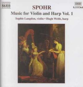 Music For Violin & Harp Vol.1 - Various Artists (CD)