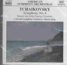 Tchaikovsky - Symphony No.4;Colorado (CD)
