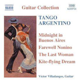 PiaZZolla/Gardel/Troilo - Tangos From Argentina;Villadangos (CD)