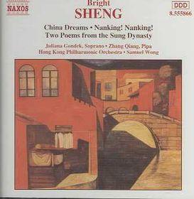 Sheng - China Dreams;Samuel Wong (CD)