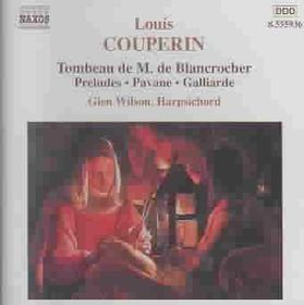 Couperin - Selected Harpischord Works;Wilson (CD)