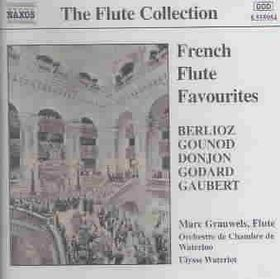 French Flute Favourites - Various Artists (CD)