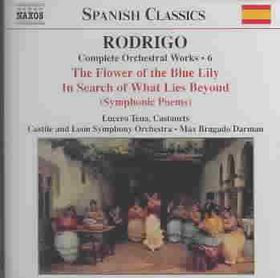 Rodrigo:Orchestral Works Vol. 6 - (Import CD)