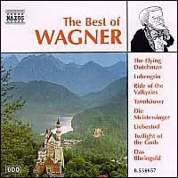 Best Of Wagner - Various Artists (CD)