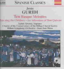 Guridi - Orchestral Works;Mena (CD)