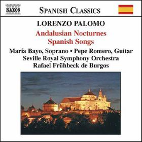 Palomo:Andalusian Nocturnes Spanish S - (Import CD)