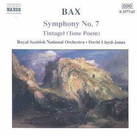 Bax - Symphony No.7/Tintagel;Lloyd Jones (CD)