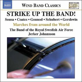 Strike Up The Band! - Various Artists (CD)