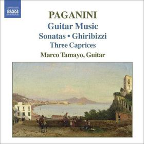 Paganini - Paganini: Guitar Music (CD)