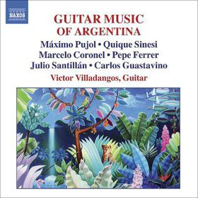 Guitar Music Of Argentina 2 - Various Artists (CD)