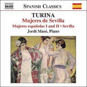 Turina Joaquin - Piano Music - Vol.3 (CD)