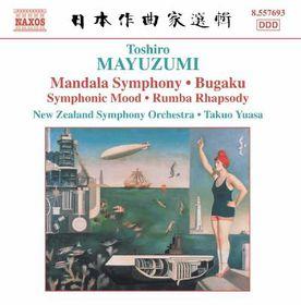 Mayuzumi - Symphonies (CD)