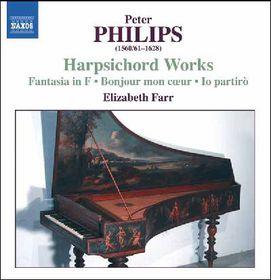 Philips Peter - Harpsichord Works (CD)