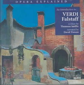 Verdi - An Introduction To Falstaff (CD)