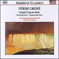 Mississippi, Grand Canyon, Niagra Suites - Various Artists (CD)