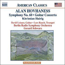 Hovhaness - Khrimain Hairig (CD)
