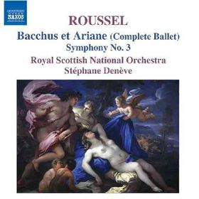 Roussel - Bacchus And Ariadne (CD)