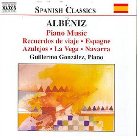 Albeniz - Piano Music Vol2 (CD)