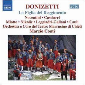 Donizetti:La Figlia Del Reggimento - (Import CD)