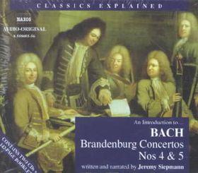 Bach-An Introduction To - Brandenburg Concertos Nos. 4&5 (CD)