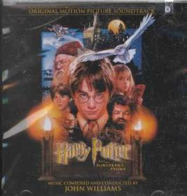 Harry Potter & Sorcerer's Stone - (Import CD)