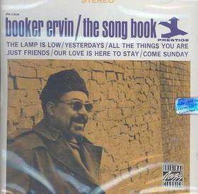 Booker Ervin - Song Book (CD)
