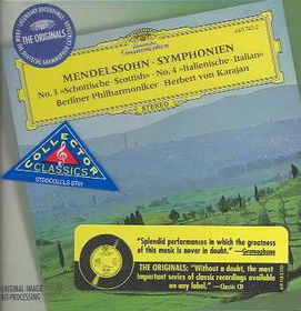 Berlin Philharmonic Orchestra - Symphonies Nos. 3 & 4 / Hebrides Ovt (CD)