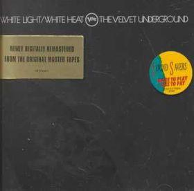 Velvet Underground - White Light / White Heat (CD)