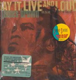 Say It Live and Loud:Live in Dallas - (Import CD)