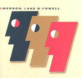 Emerson, Lake & Powell - Emerson, Lake & Powell (CD)