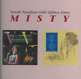 Misty/Vaughan and Voices - (Import CD)