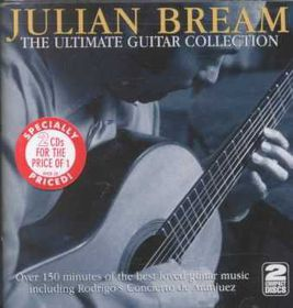 Julian Bream - Ultimate Guitar Collection (CD)