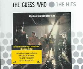 Best of the Guess Who - (Import CD)
