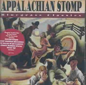 Appalachian Stomp:Bluegrass Classics - (Import CD)