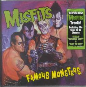 Misfits - Famous Monsters (CD)
