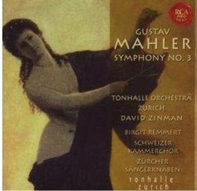 Zinman David - Symphony No.3 (CD)